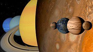 Vida en el espacio exterior: El sistema solar