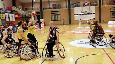 Baloncesto en silla de ruedas - Presentación Liga Nacional División de Honor - ver ahora