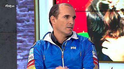Pedro Vera nació con una grave cardiopatía. Ahora hace ultramaratones por todo el mundo