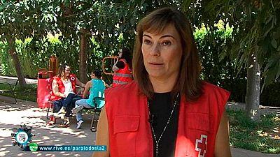 Para Todos La 2 - Reportaje sobre ' Juntas', programa de ayuda emocional que ha puesto en marcha la Cruz Roja en Castellón