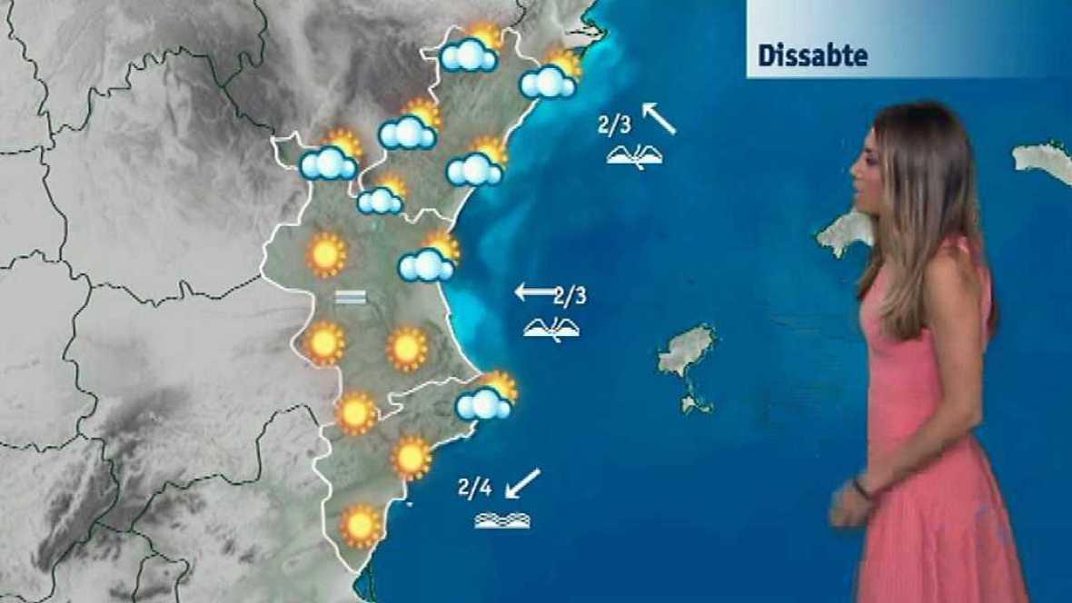 El tiempo en la Comunidad Valenciana - 13/10/17 - ver ahora