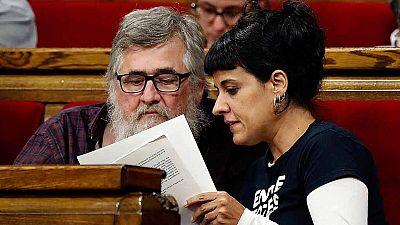 Continúan las presiones independentistas sobre Carles Puigdemont