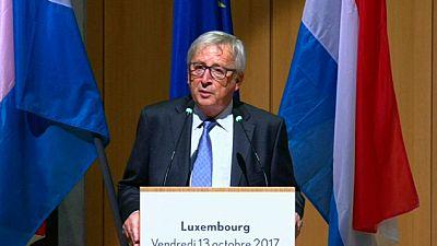 """Juncker rechaza la independencia de Cataluña porque si la UE la aceptara """"también lo harán otros"""""""