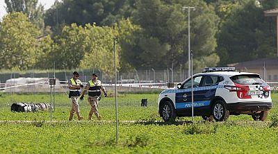 El cuarto accidente aéreo que ocurre en España con el Eurofighter