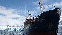 Grandes documentales - Barcos extremos: El Ártico - ver ahora