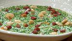 Torres en la cocina - Crema de brócoli con cabrales