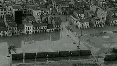 Se cumplen 60 años de la gran riada de Valencia