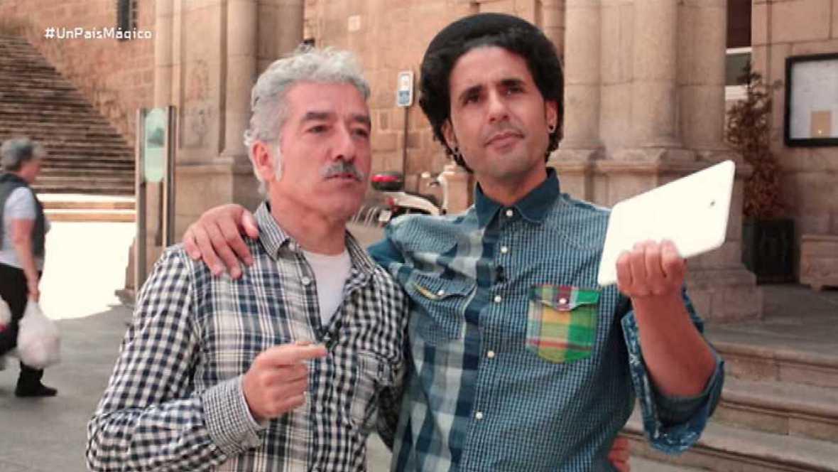 Un país mágico - Lugo y Ourense - ver ahora