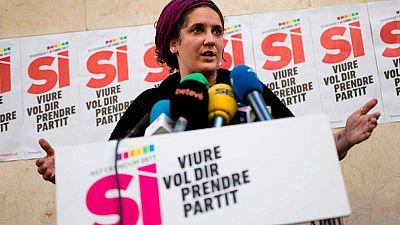 La CUP presiona a Puigdemont para que declare la independencia