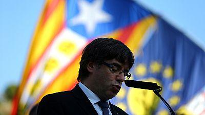 """Puigdemont tomará su decisión inspirado en su """"compromiso"""" con """"la firmeza de la democracia"""""""