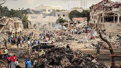 Somalia sufrió el peor atentado de su historia