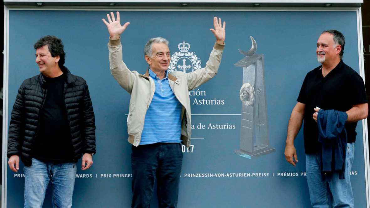 Les Luthiers, galardonados con premios Princesa llegan a Oviedo