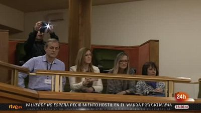 Parlamento - Otros parlamentos - Amianto en el parlamento vasco - 14/10/2017