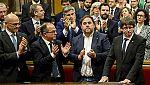 Parlamento - El foco parlamentario - ¿Declaración de independencia? - 14/10/2017