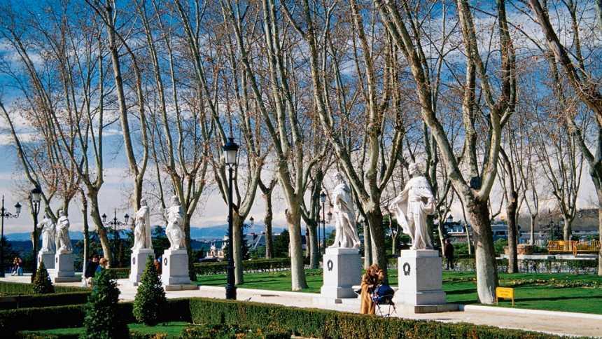 El Tiempo en la Comunidad de Madrid - 16/10/17