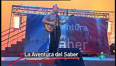 La Aventura del Saber. TVE. Música en directo. Gregorio Roldán