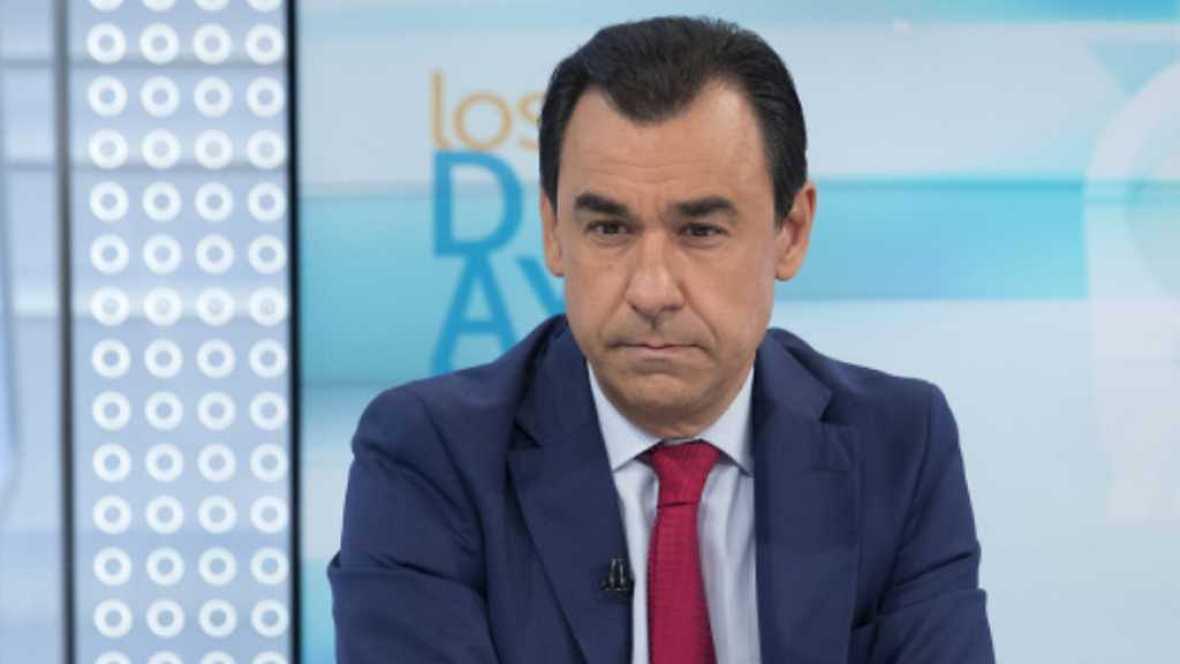 Los desayunos de TVE - Fernando Martínez-Maillo - ver ahora