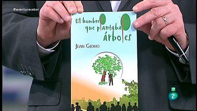 La Aventura del Saber. TVE. Libros recomendados. 'El hombre que plantaba árboles'