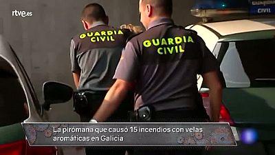 DEBATE | ¿Qué lleva a alguien a cometer actos pirómanos? Debatimos sobre los terribles incendios de Galicia