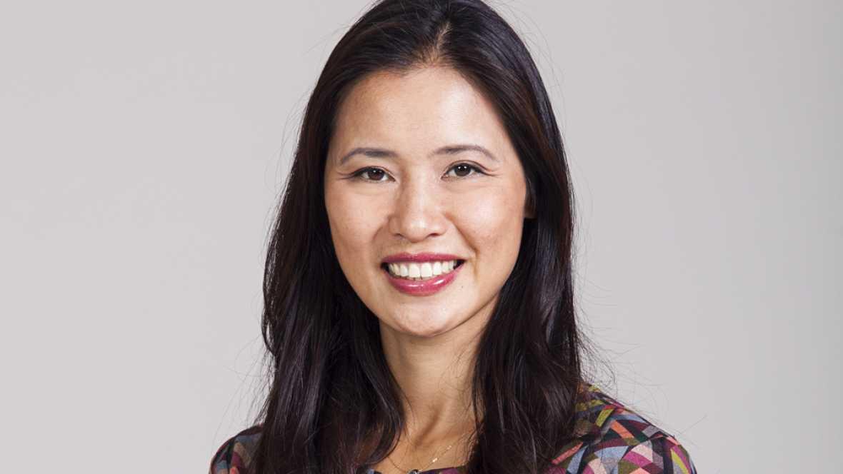 Operación Triunfo - Xuan Lan profesora de yoga
