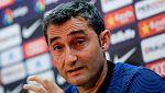 """Valverde: """"El Olympiacos vive para disfrutar de la Champions"""""""