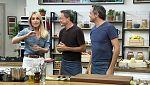 Torres en la cocina - Judiones con cecina y sardinas adobadas