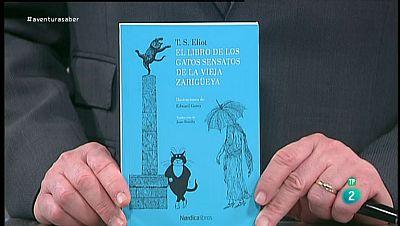 La Aventura del Saber. TVE. Libros recomendados. 'El libro de los gatos sensatos de la Vieja Zarigüeya'