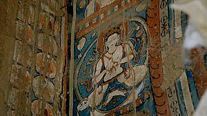 El arte budista: Un frágil patrimonio