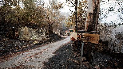 Galicia trata de recuperar la normalidad tras la oleada de incendios