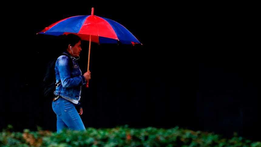 Ocho provincias en riesgo por precipitaciones y tormentas