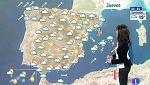 Fuertes lluvias en Cataluña y Baleares