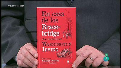 La Aventura del Saber. TVE. Libros recomendados. 'En casa de los Bracebridge'
