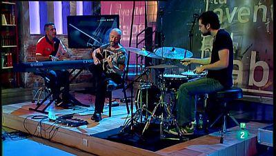 La Aventura del Saber. TVE. Música en directo. Chema Vílchez