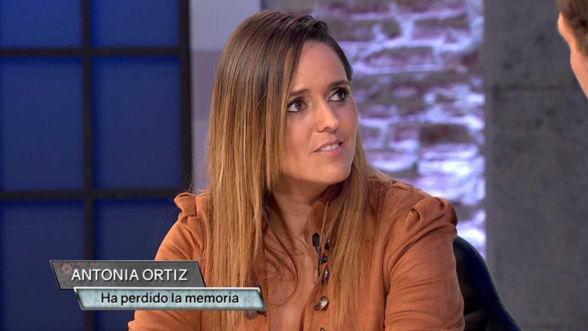 Antonia Ortiz, perdió toda su memoria en un accidente de tráfico