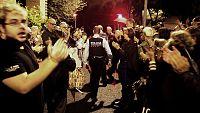 Un informe policial denuncia connivencia entre los organizadores del 1-O y la cúpula de los Mossos