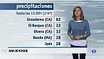 El tiempo en Andalucía - 19/10/17
