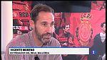 Vicente Moreno artífex de la transformació del Mallorca