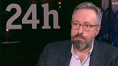 El portavoz de Ciudadanos en el Congreso de los Diputados, Juan Carlos Girauta, ha asegurado que si hay elecciones en Cataluña serán a través del artículo 155 de la Constitución