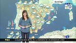 Suben las temperaturas mientras llega otro frente por el Atlántico