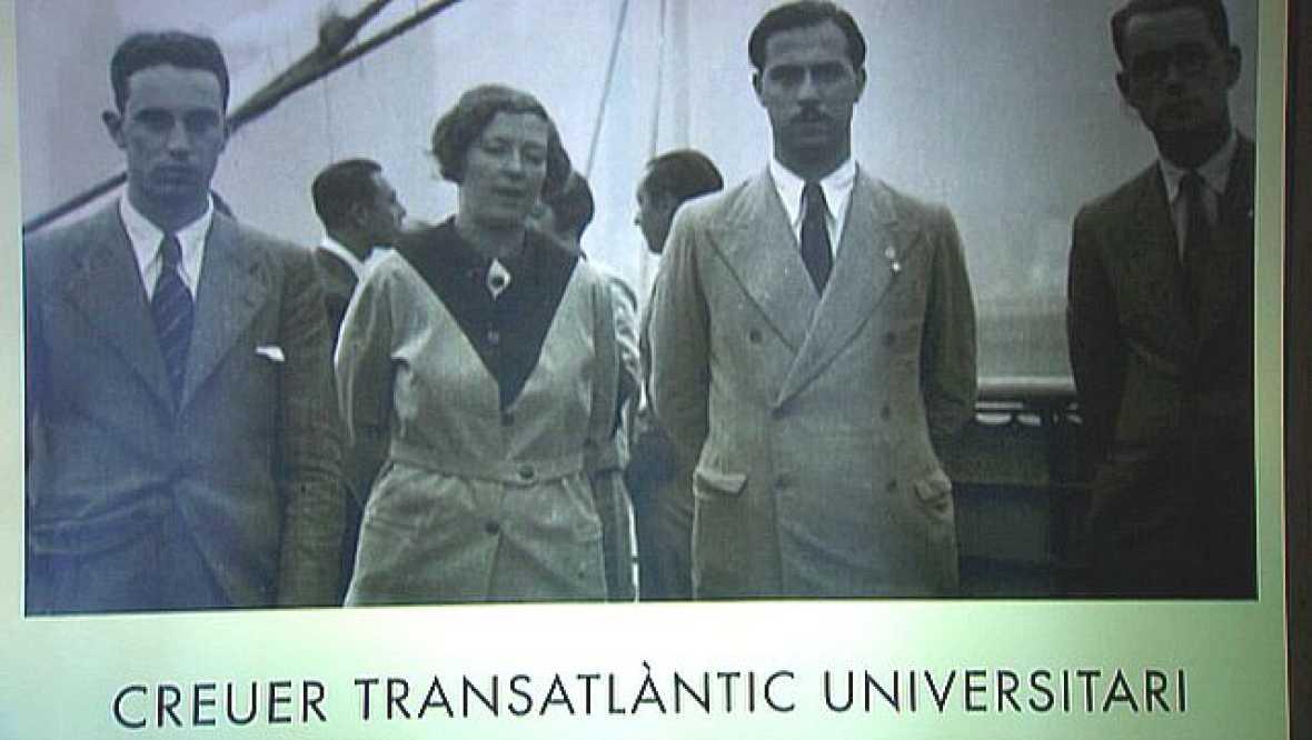 Crucero Trasatlántico Universitario del 1934