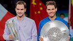 Federer y Nadal siguen haciendo gala de buena sintonía