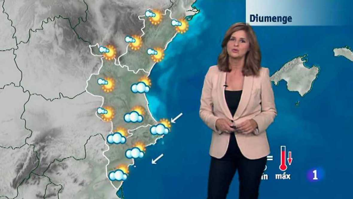 El tiempo en la Comunidad Valenciana - 20/10/17 - ver ahora