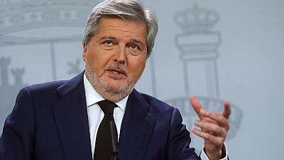 """El Gobierno dice que es """"muy pronto"""" para hablar de elecciones en Cataluña en enero y desmiente a PSOE y Cs"""