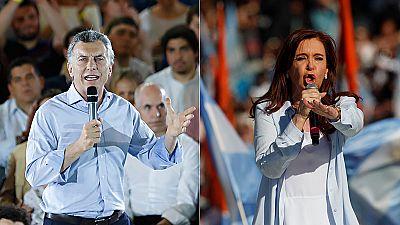 Macri busca consolidar su proyecto frente a Cristina Fernández en las elecciones legislativas de Argentina