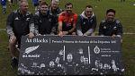 Los All Blacks reciben este viernes su Princesa de Asturias