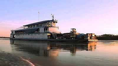 Grandes documentales - Barcos extremos: Amazonas - ver ahora
