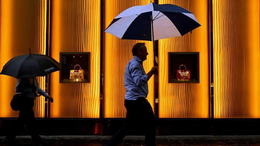Las lluvias recorrerán el norte de la  Península y bajan las temperaturas
