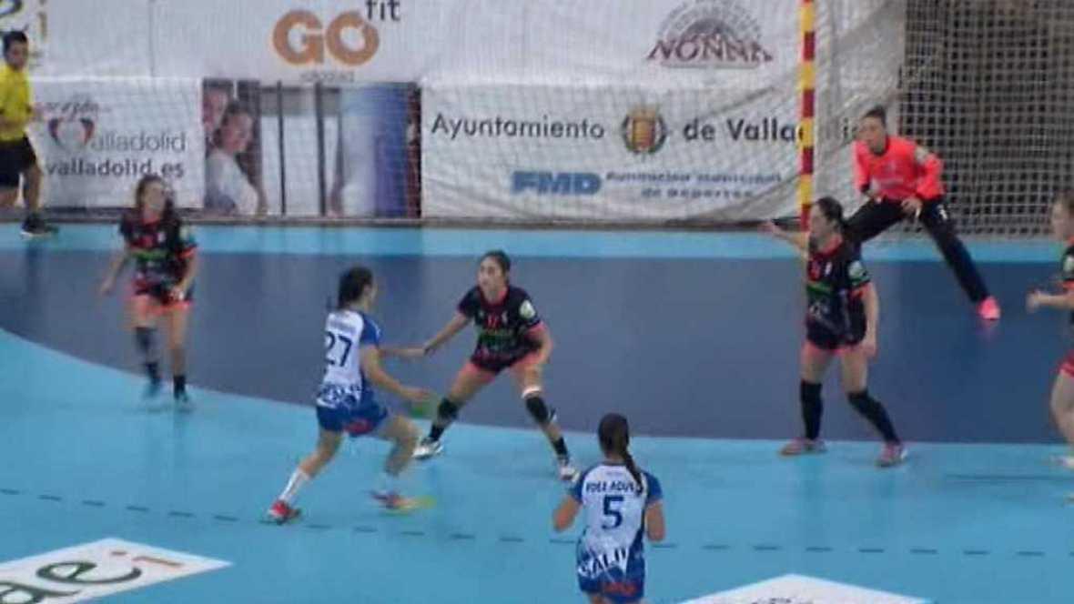 Balonmano - Liga Guerreras Iberdrola -  6ª jornada: Aula Valladolid - Mecalia Atl. Guardes. Desde Valladolid - ver ahora