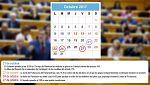 Tres fechas claves en el camino en el Senado para la aplicación del 155