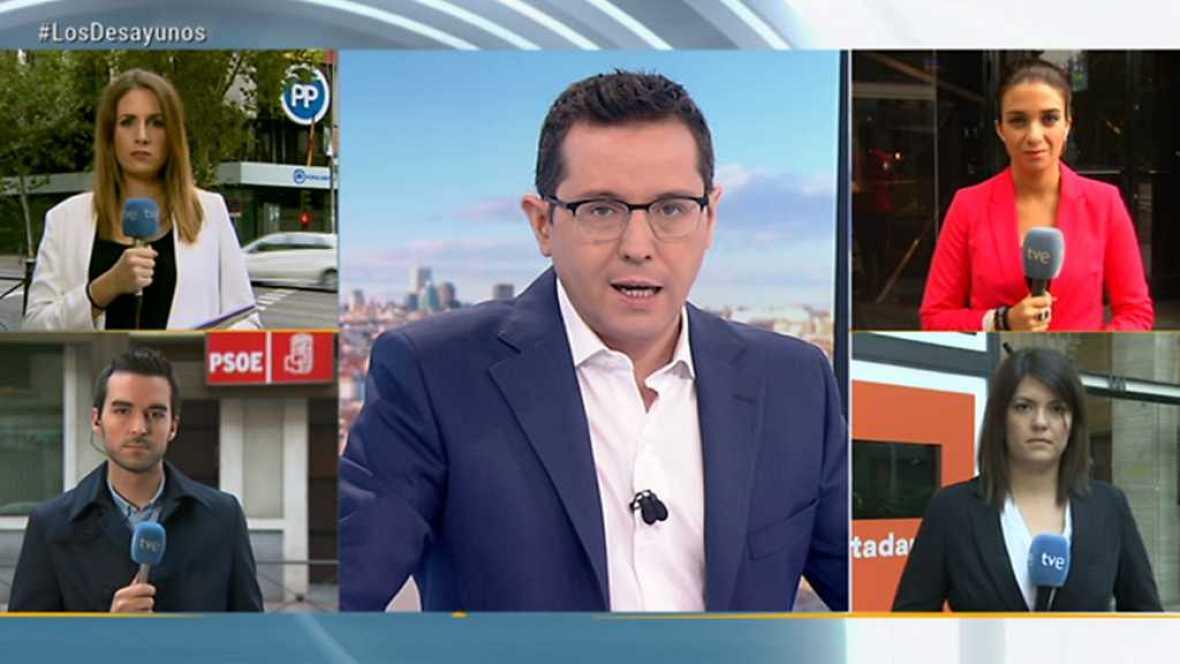 Los desayunos de TVE - Última hora en Cataluña - ver ahora
